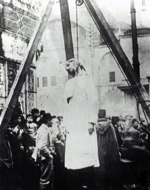 Armenian Genocide Crucifixion Women
