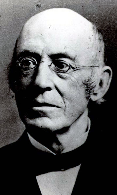 william lloyd garrisson William lloyd garrison (december 10, 1805 – may 24, 1879) was a prominent american abolitionist, journalist, suffragist, and social reformer.