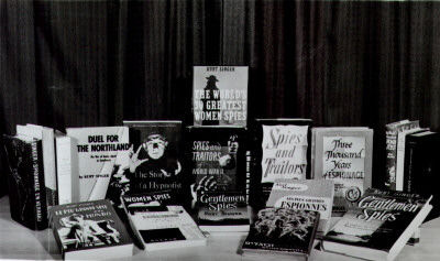 Some of Kurt Singer's books